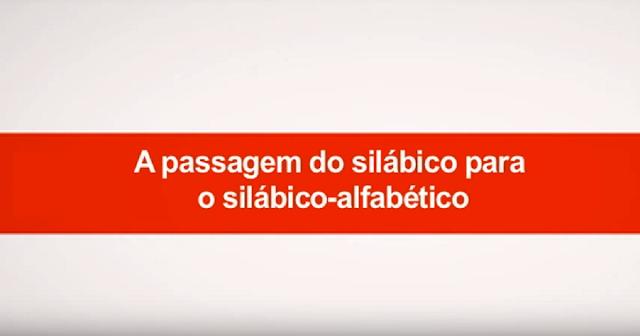 A passagem da hipótese silábica para a silábica-alfabética por Telma Weisz