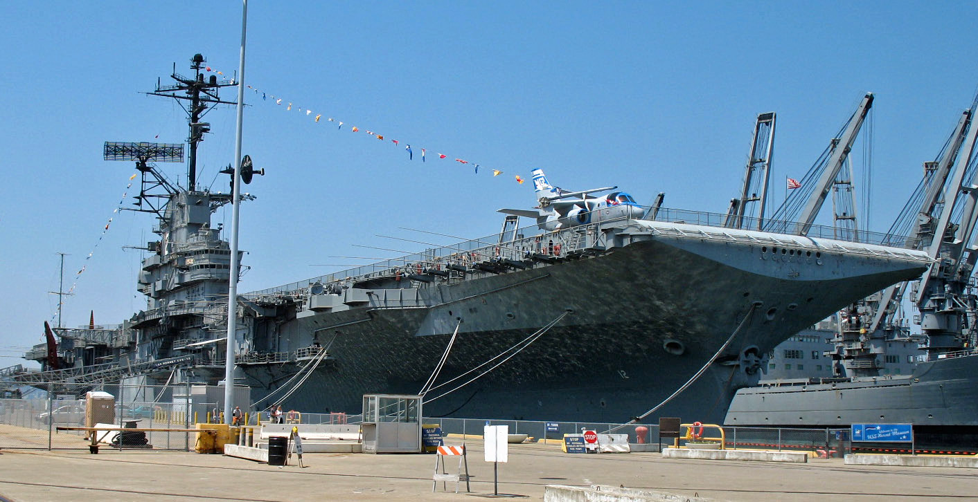 Ghost Hunters Claim Proof That Uss Hornet Is Haunted
