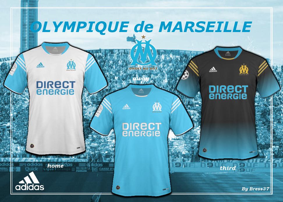 Fakefootballbybress37 Olympique De Marseille