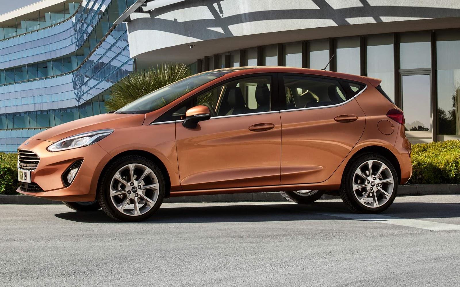 Ford New Fiesta 2019