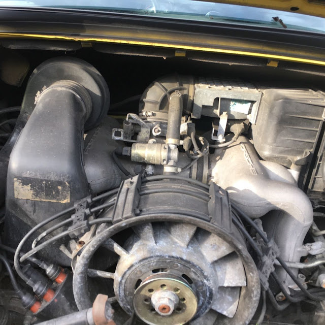 Porsche 911 Engine Swap: Daily Turismo: Auction Watch: 1969 Porsche 912 3.0 Swap