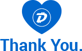 DigiByte Thank You