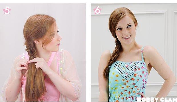 Lauren conrad memberikan langkah demi langkah membuat rambut gelombang  Views  173. Tutorial gaya rambut kepang ekor ikan 093277742f