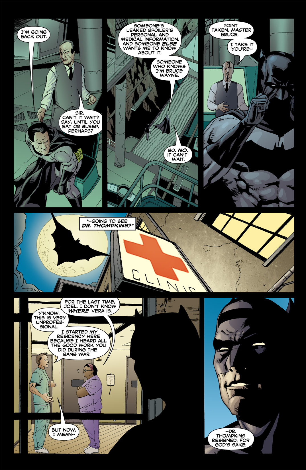Detective Comics (1937) 809 Page 10