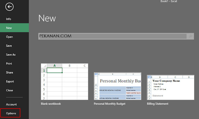 Cara Terbaru Mengaktifkan Tab Developer Pada Microsoft Excel