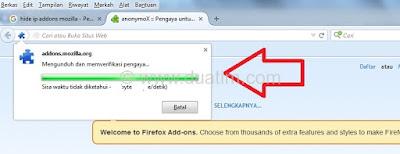 Cara menyembunyikan alamat IP tanpa software 1