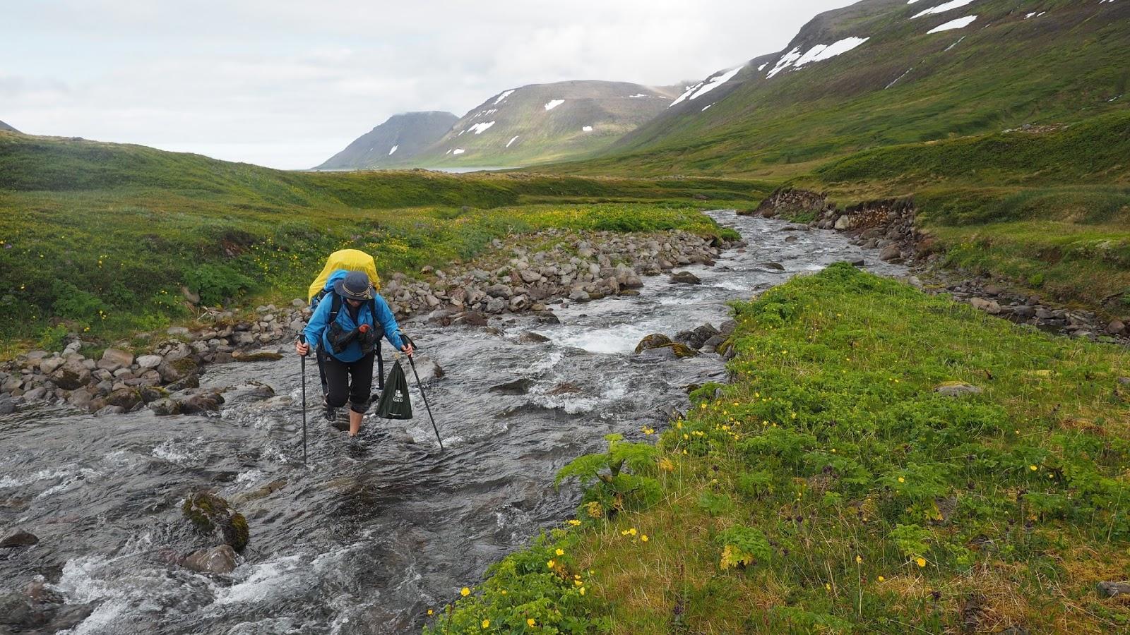 Hornstrandir, Fiordy Zachodnie, Islandia, islandzkie fiordy