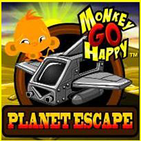 Monkey GO Happy Planet Es…