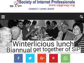 Winterlicious Lunch - Biannual get together of SIP