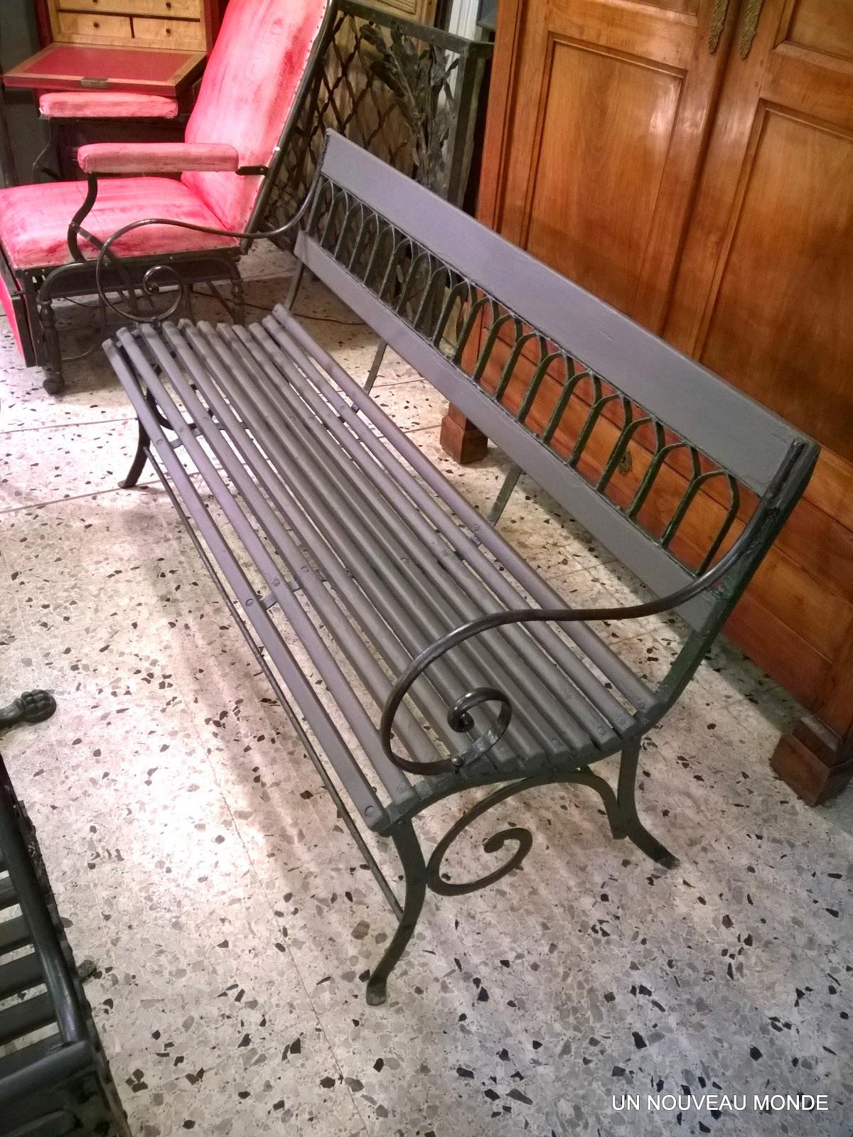 Salon De Jardin En Bois Et Fer Forge | Les 24 Nouveau Chaise De ...