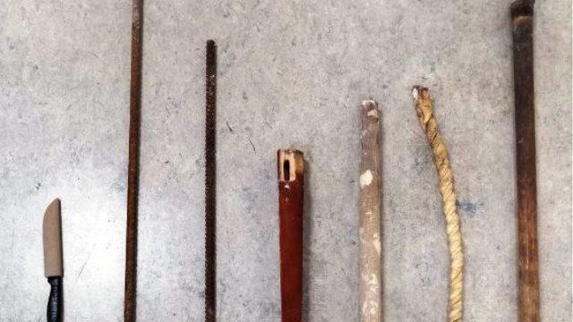 Παραλίγο μακελειό στο Ναύπλιο – Συνελήφθησαν 11 Ρομά με όπλα μαχαίρια ρόπαλα