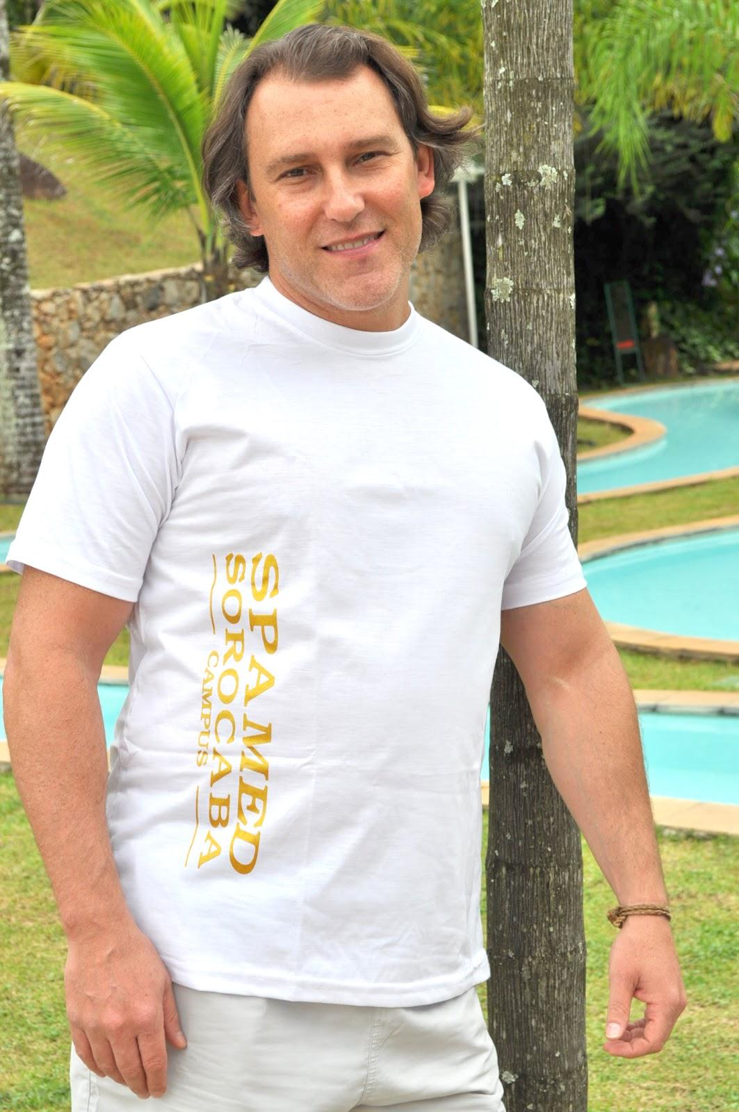 Spa Med Sorocaba Campus recebeu Paulo Goulart Filho