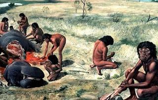 Sejarah Masa Berburu dan Mengumpulkan Makanan Tingkat Lanjut