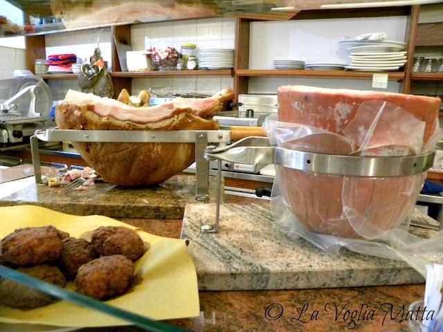 Buffet Benedetto a Trieste