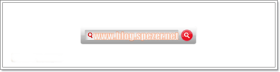 Cara memasang search widget blogger White Red color
