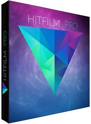 FXhome HitFilm 4 Pro 4.0.5723.10801 poster box cover
