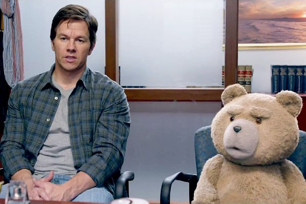 Image result for ted movie 2012