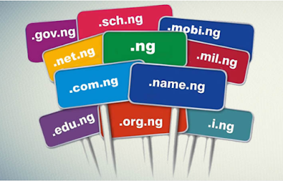 Mapping .NG Domain Names to Blogspot Blog