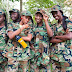Ghanaian Military Women Announce Their Official Website For Ghanaian Men To Hook Them Up