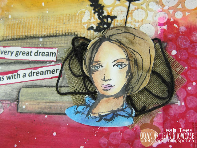 OOAK Artisans Every Great Dreamer Leah Tees