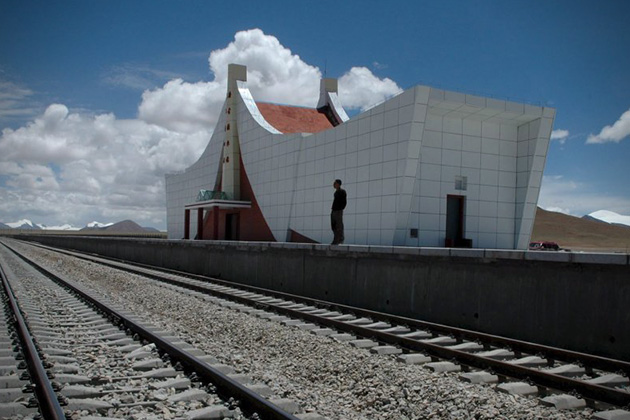 tanggula railway