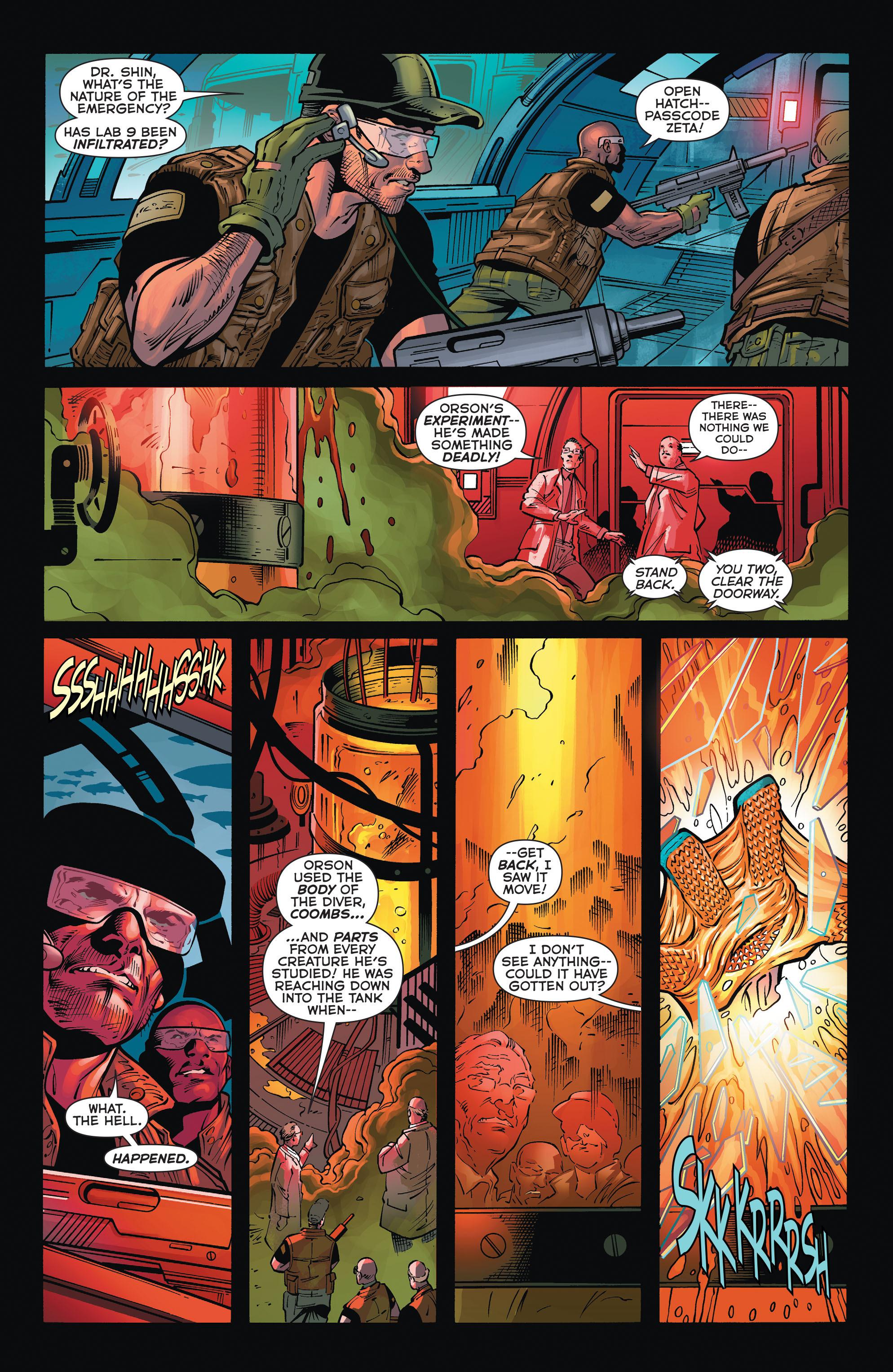 Read online Aquaman (2011) comic -  Issue #32 - 5