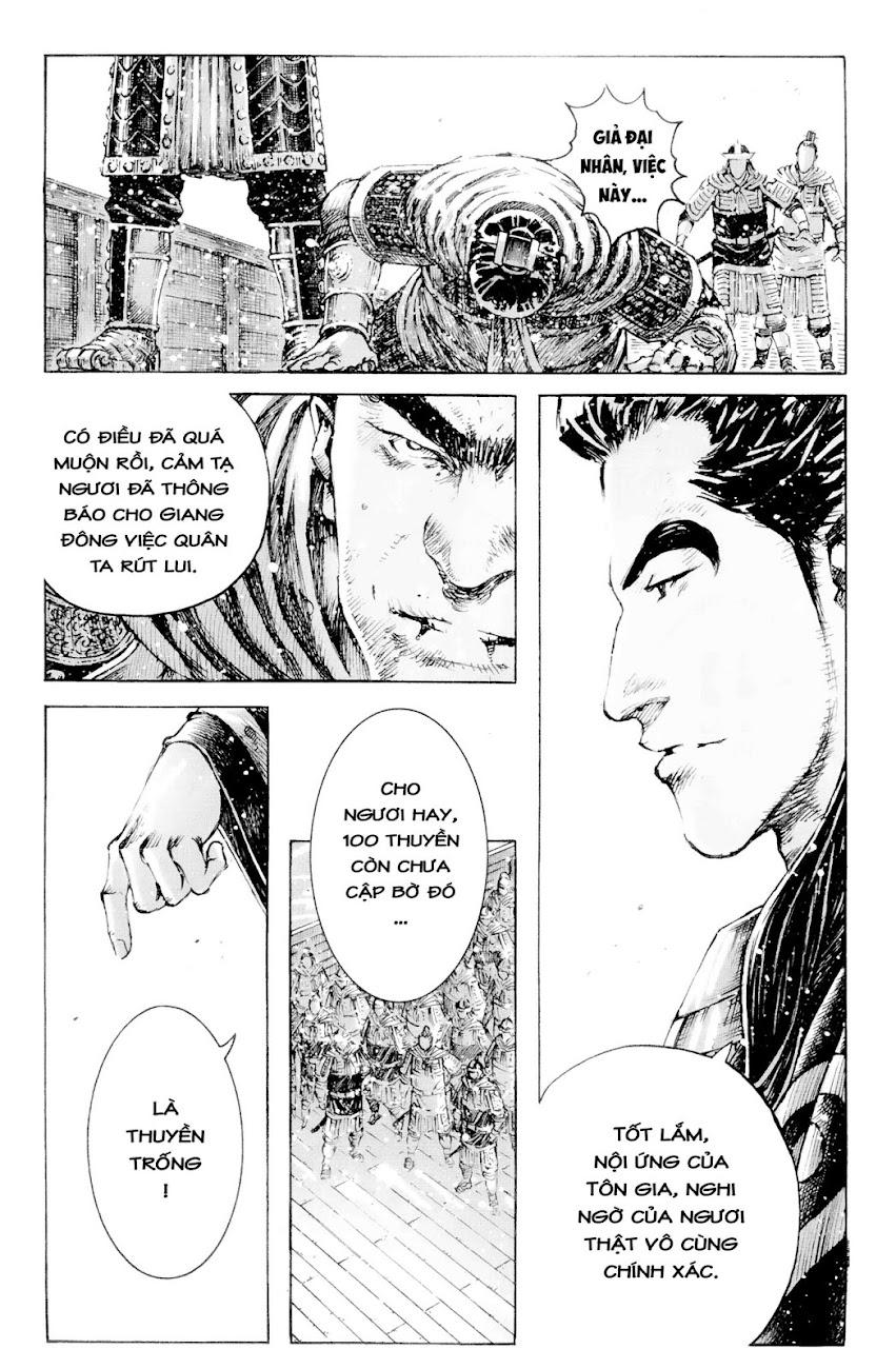 Hỏa phụng liêu nguyên Chương 404: Đệ nhất tiểu tướng [Remake] trang 13