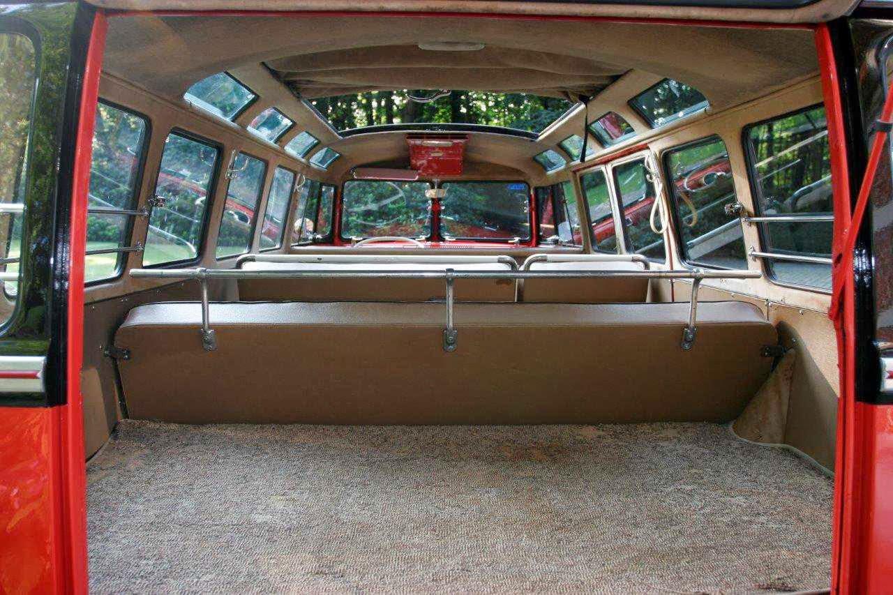 1956 Vw Samba For Sale Vw Bus