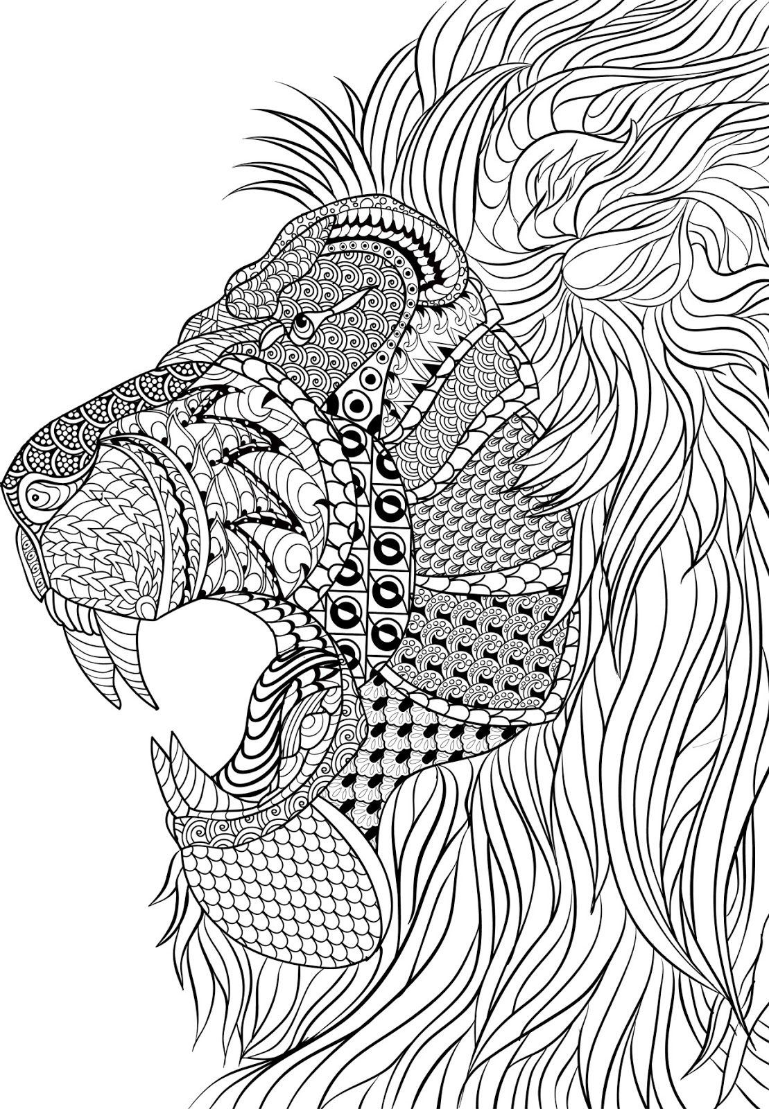 The Restorative Power Of Adult Coloring How Coloring Can Relieve