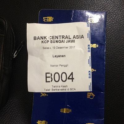 Persyaratan yang Benar Membuat ATM dan Key BCA Baru