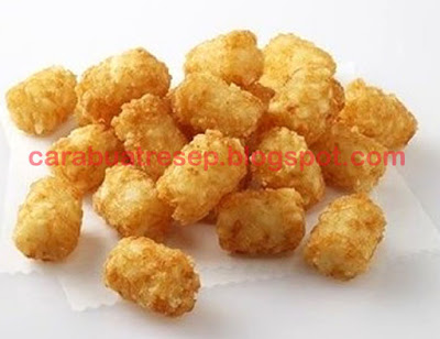 Foto Resep Pom Pom Potato Crispy Sederhana Spesial Asli Enak