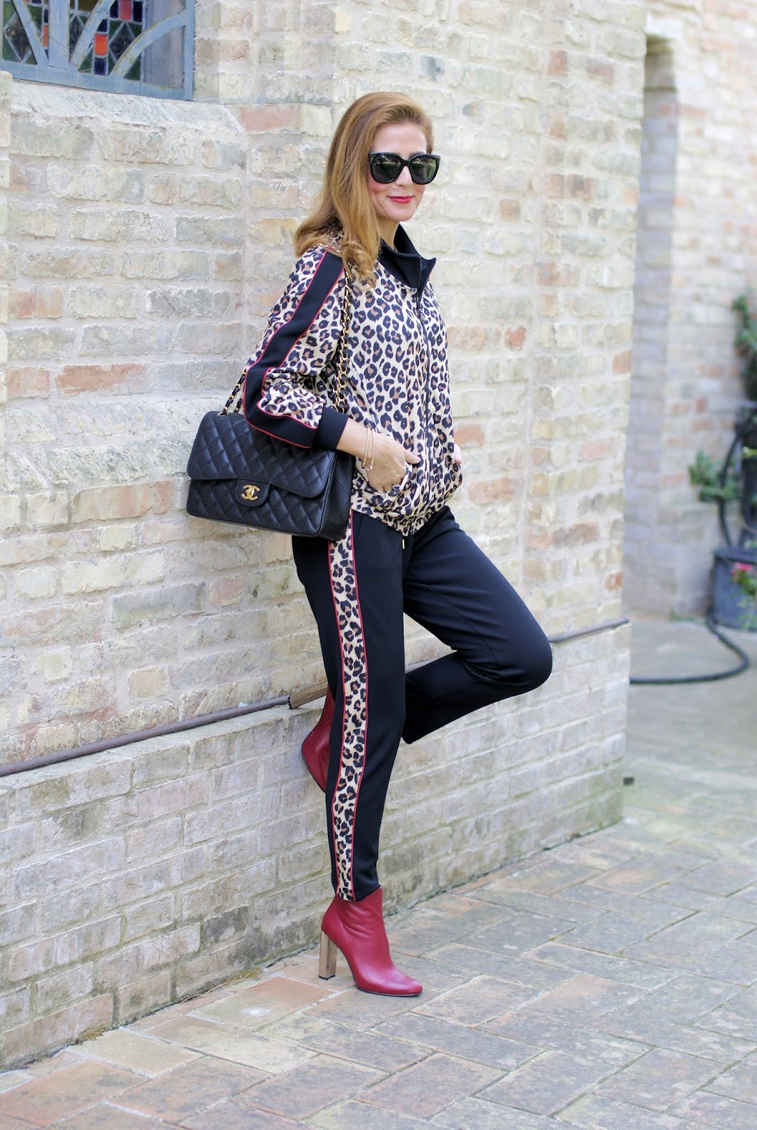Tuta leopardata Miss Miss su Fashion and Cookies fashion blog, fashion blogger style