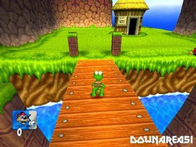 Croc 2 PSX Game