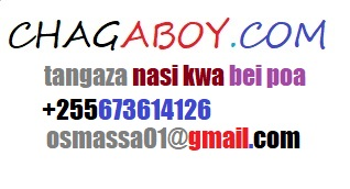 CHAGABOY (Official Site)