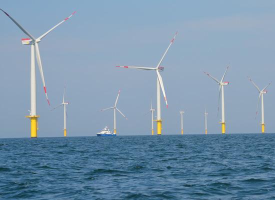 KeSimpulan Belanda Resmikan Pembangkit Listrik Angin Laut Gemini Windpark