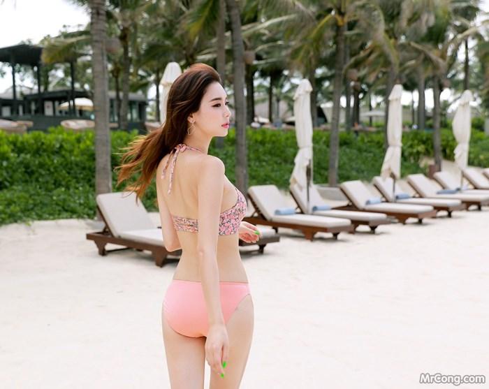 Image Park-Da-Hyun-MrCong.com-003 in post Bộ ảnh thời trang biển rực cháy quyến rũ của người đẹp Park Da Hyun (320 ảnh)