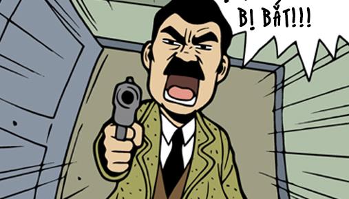 Lee Chul (bộ mới) phần 29: Truy bắt tội phạm