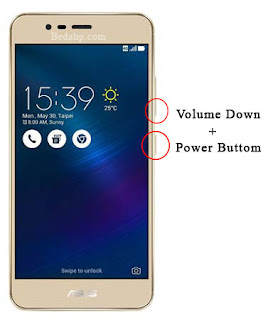 Cara Screenshot Asus Zenfone 3 (All Version) Cuma 2 Detik
