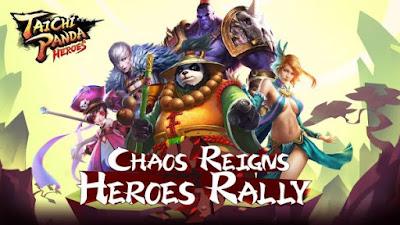 Taichi Panda: Heroes Apk v1.6 Mod (Unlimited Mana)