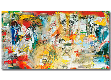 abstract art, digital painting, abstract painting, wall art, multi coloured, artist, artwork, new art, modern art, Sam Freek,