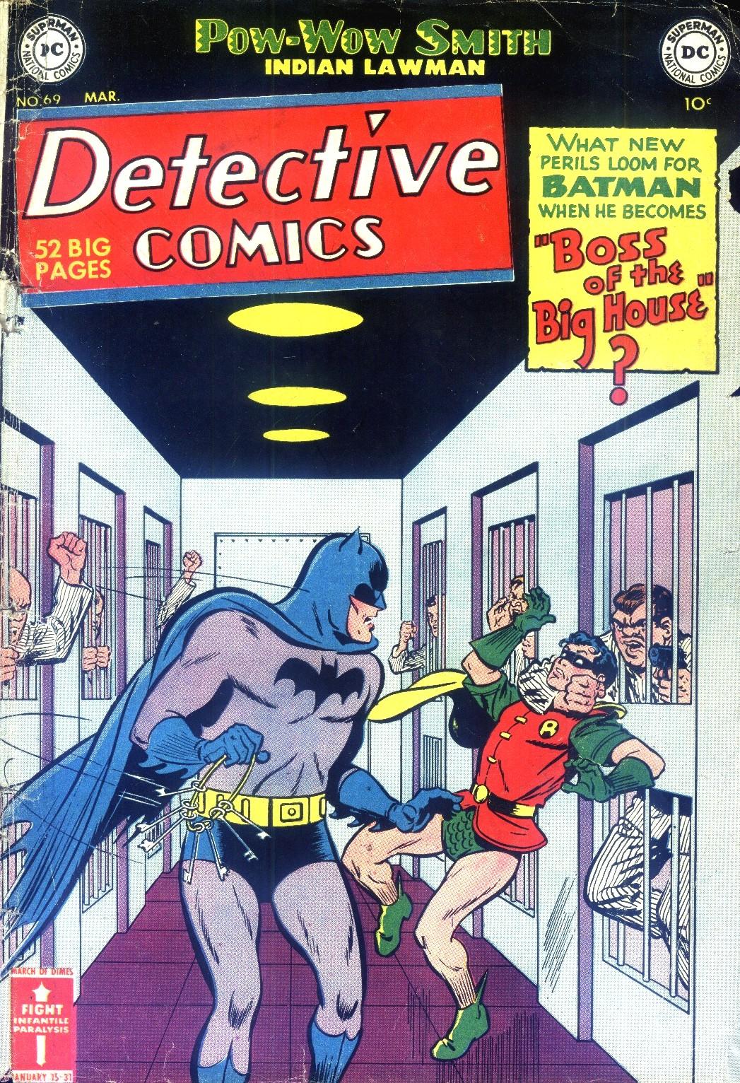Read online Detective Comics (1937) comic -  Issue #169 - 1