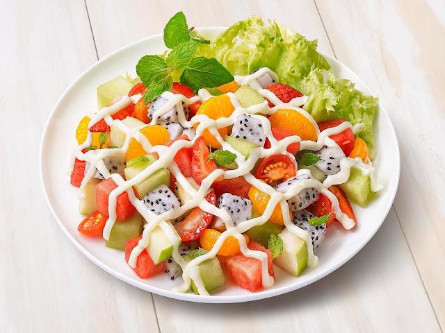 Tips Mengolah Salad Buah