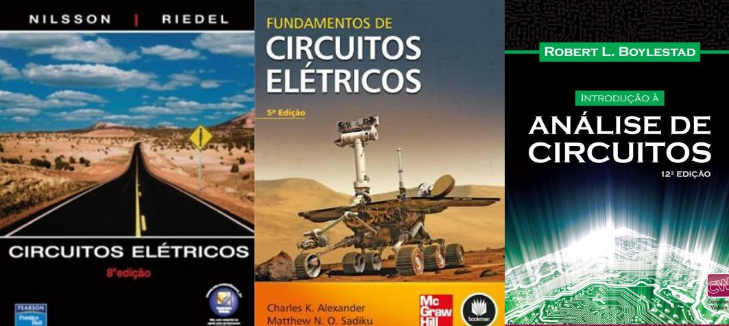 Os melhores livros sobre Circuitos Elétricos