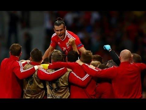 Um baile em Mauroy: Gales bate Seleção Belga e garante encontro galático em Lyon