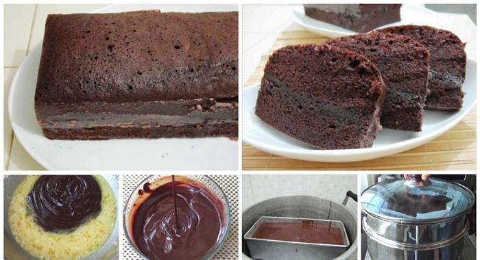 Resep Brownies Kukus Lengkap dan Super Lezat | Resep