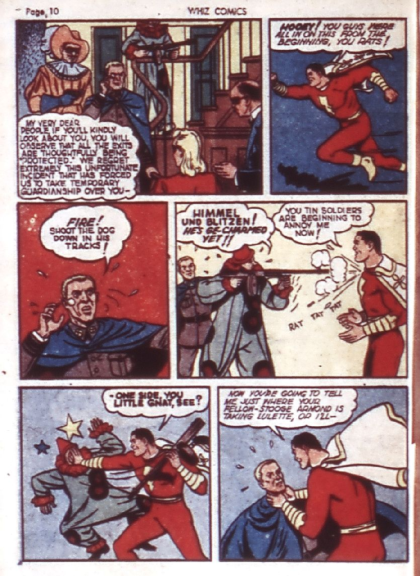 WHIZ Comics issue 23 - Page 12