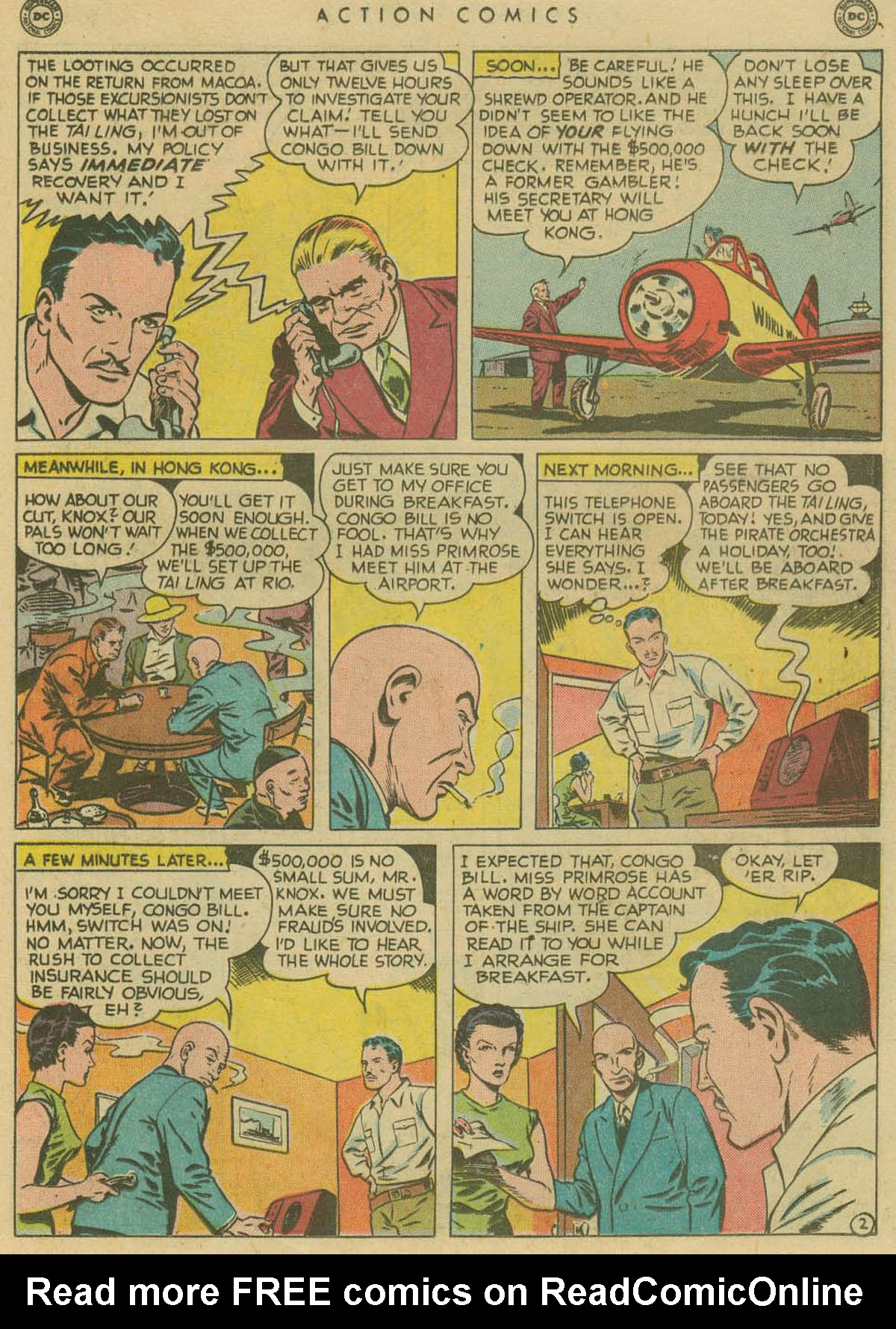 Read online Action Comics (1938) comic -  Issue #141 - 26