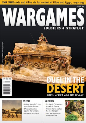 Wargames, Soldiers & Strategy, 82, Mar 2016