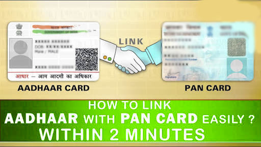 How To Link Aadhaar with PAN Card Yourself (INDIA)