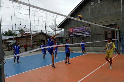 Tambo Jaya VC Kalah 0-3 di Kandang Barona VC